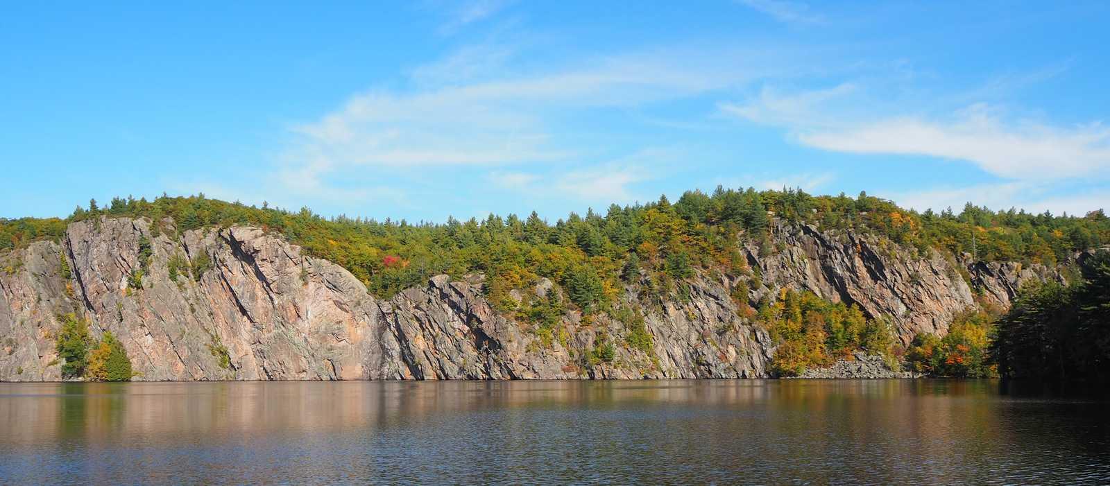 Mazinaw See im Bon Echo Provincial Park