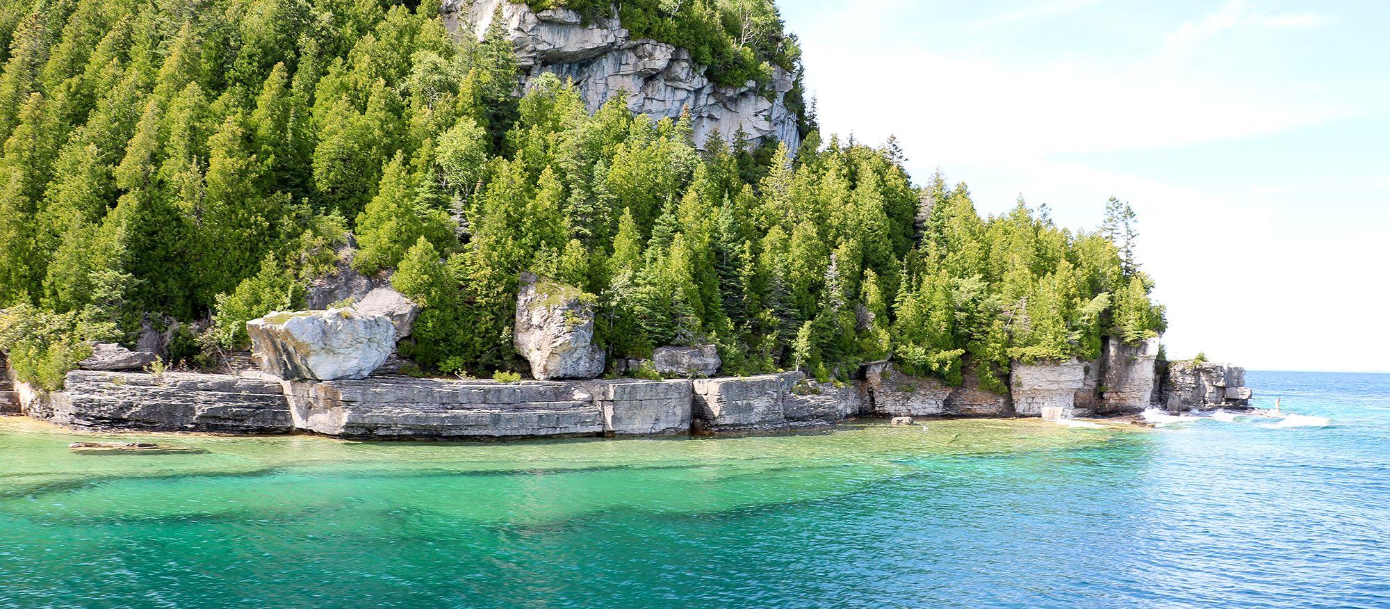 Impressionen von den Blue Heron Boat Cruises in Ontario