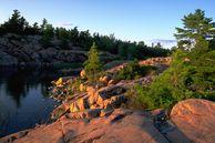 Kanada Ontario Routenvorschläge: Killarney Park