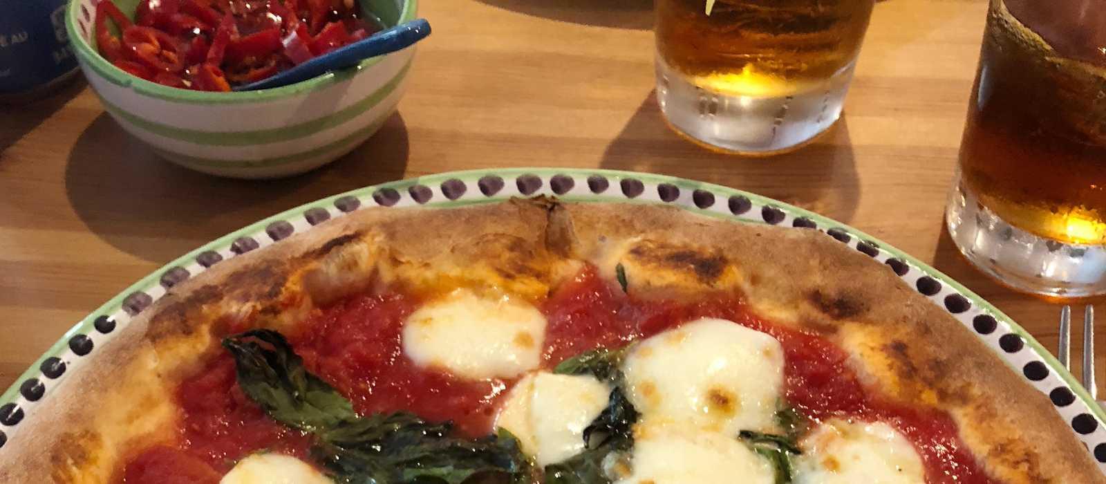 Pizza von Pieza Pizzeria