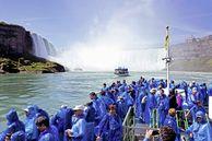 Ausflug USA Kanada: Bootstour Niagara Fälle