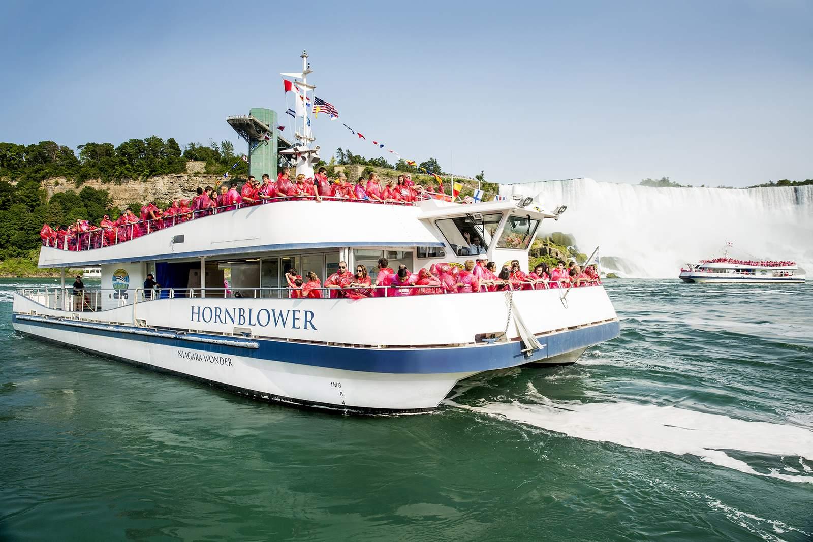 die Niagarafälle in Toronto, Ontario