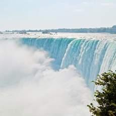 Tosende Niagara-Fälle