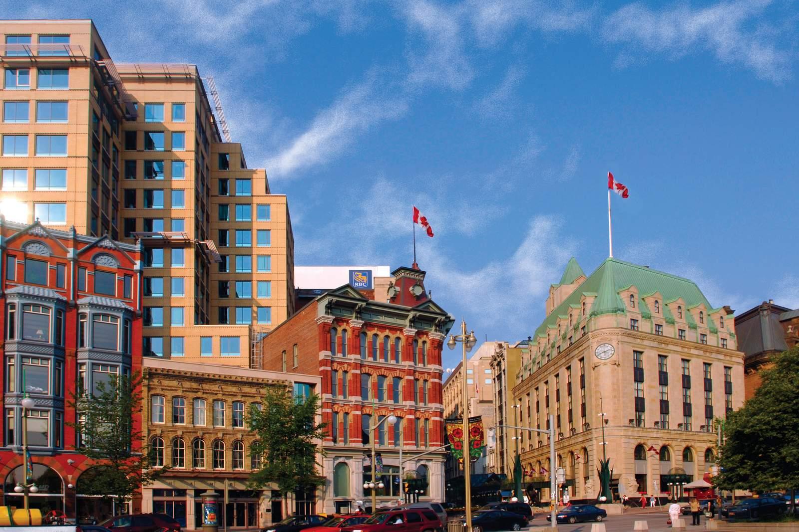 Elgin Street in Ottawa, Ontario
