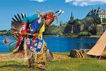 Die Ureinwohner Kanadas in Ottawa