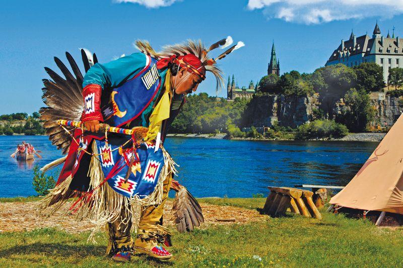 Ottawa Indianer