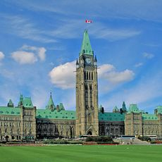 Parlament in Ottawa