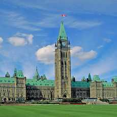 Parlament in Ottawa