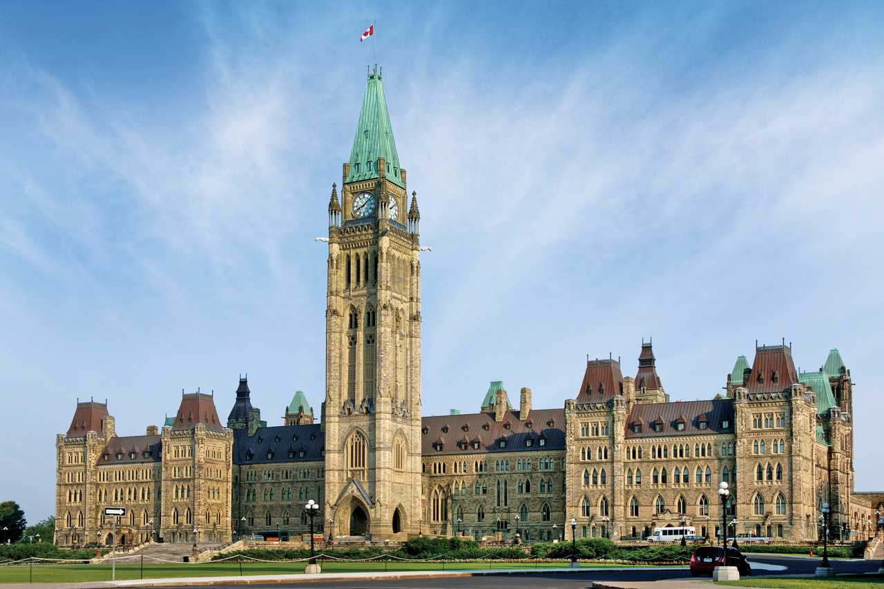 Parliament Hill Centre in Ottawa, Ontario