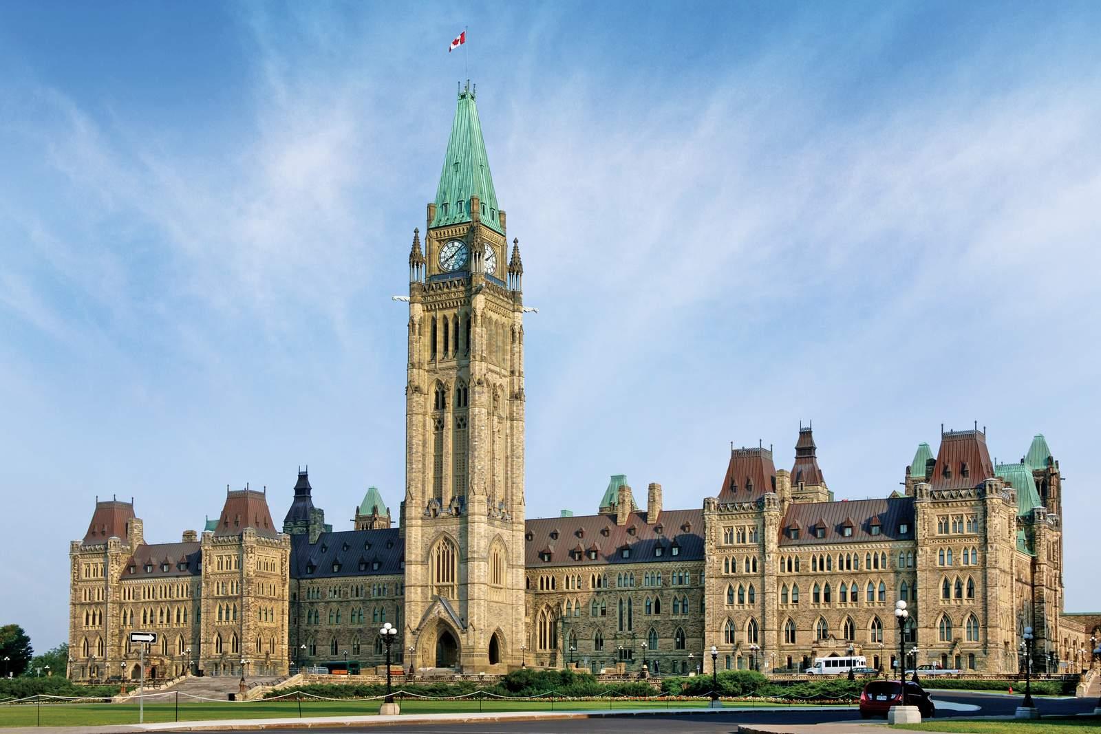 Parliament Hill Centre in Ottawa, Ontario