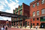 Distillery Historic District das Stadtviertel von Toronto