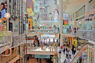 Shopping Tour im Eaton Centre in Toronto