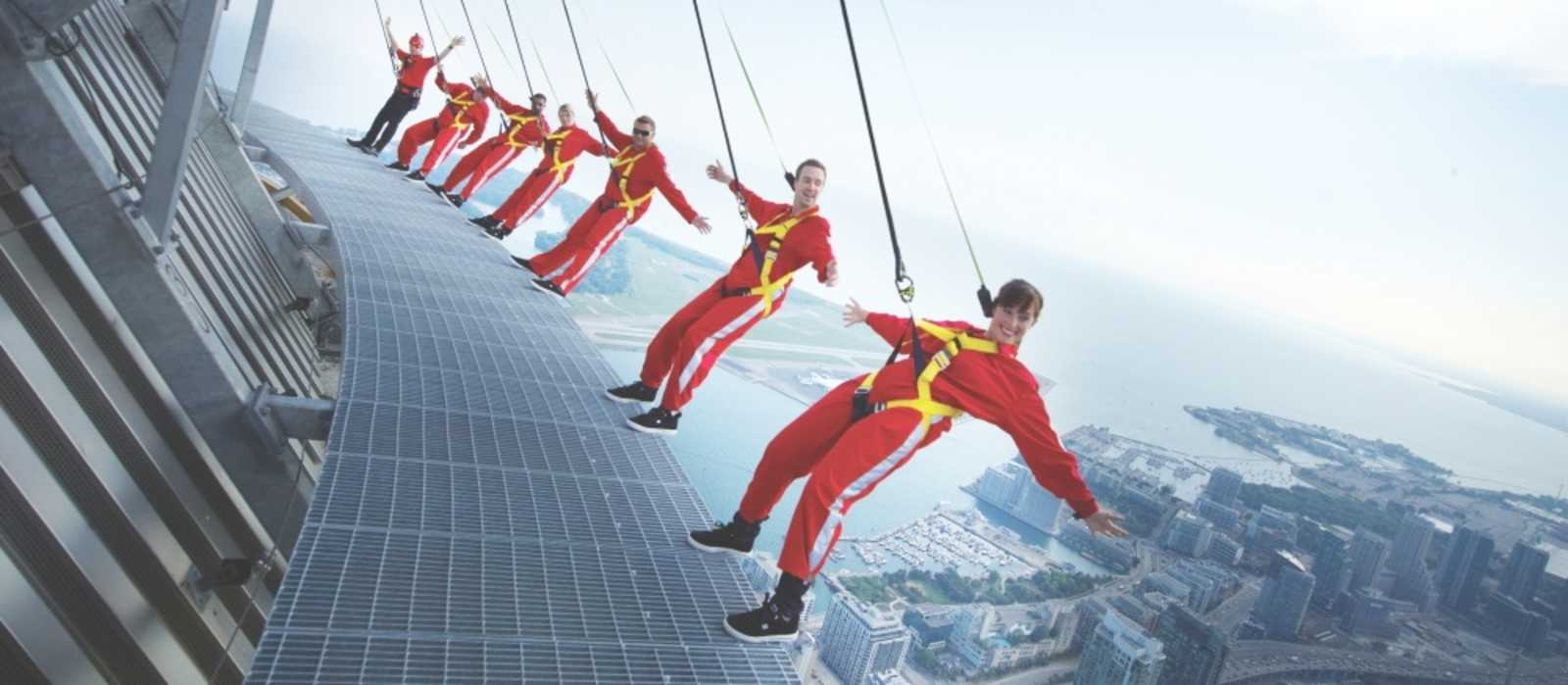 Edgewalk CN Tower Toronto
