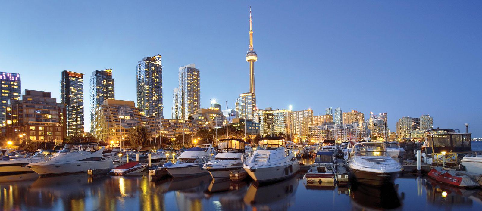 Toronto, Harbourfront