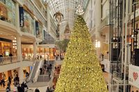 Christmas Shopping in Toronto