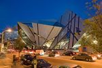 Das Royal Ontario Museum in Toronto