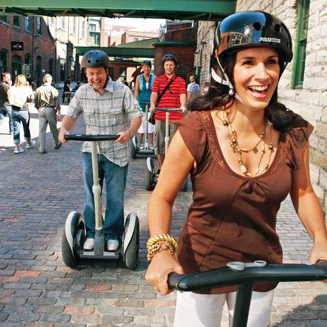Segway-Tour in Toronto