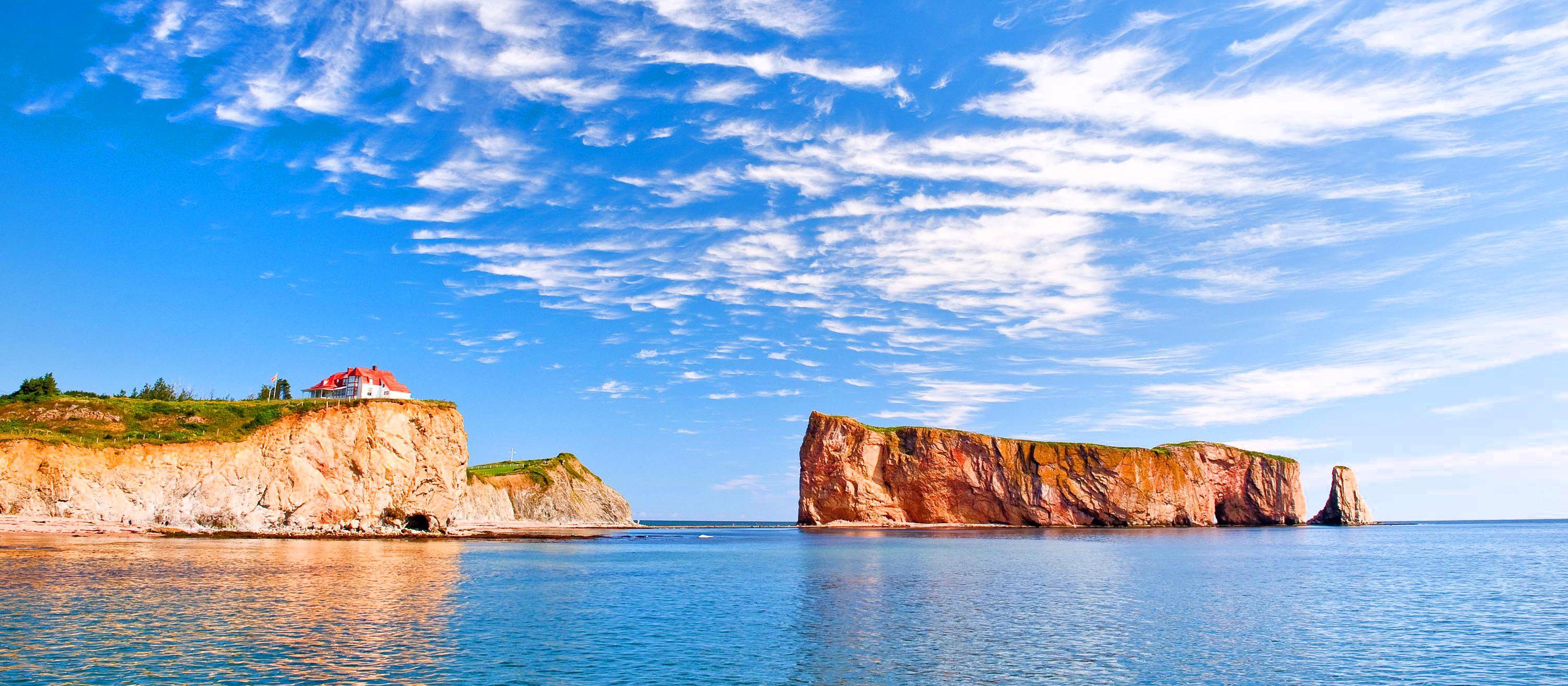Impression Gaspésie Quebec