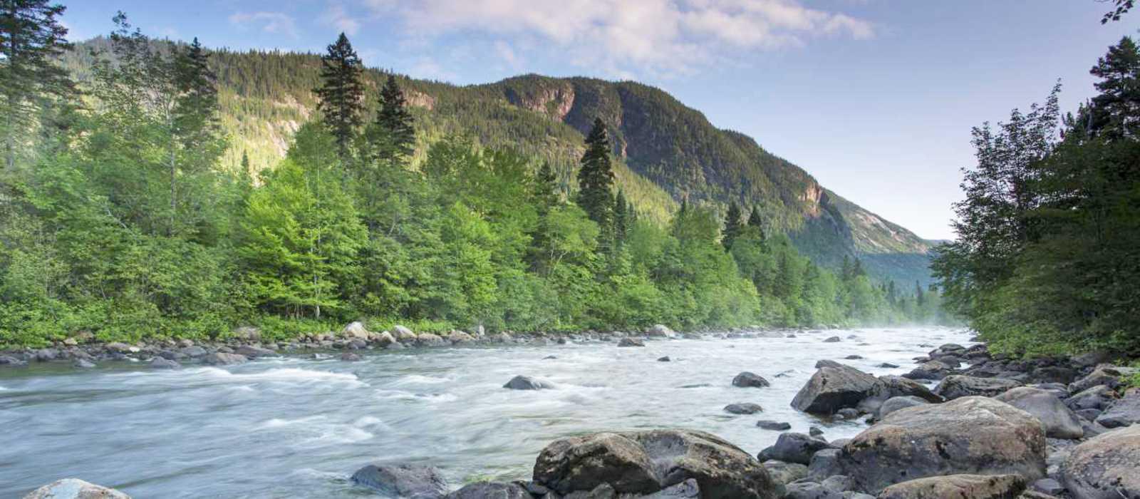 Hautes Gorges de la Rivière Malbaie Nationalpark