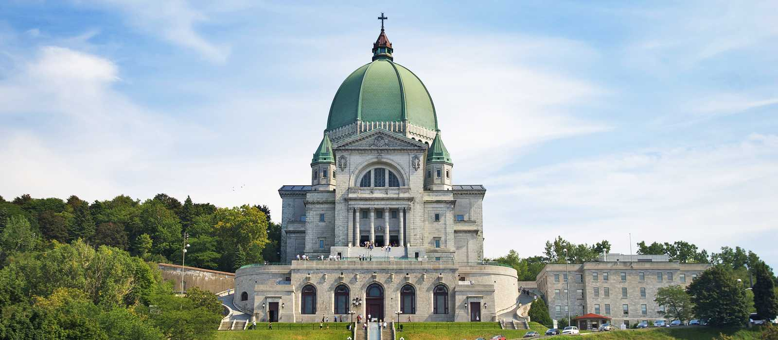 Basilika St.-Josephs-Oratorium de Montreal