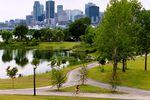 Der Parc Jean-Drapeau Park in Montréal