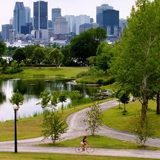 Park in Montreal