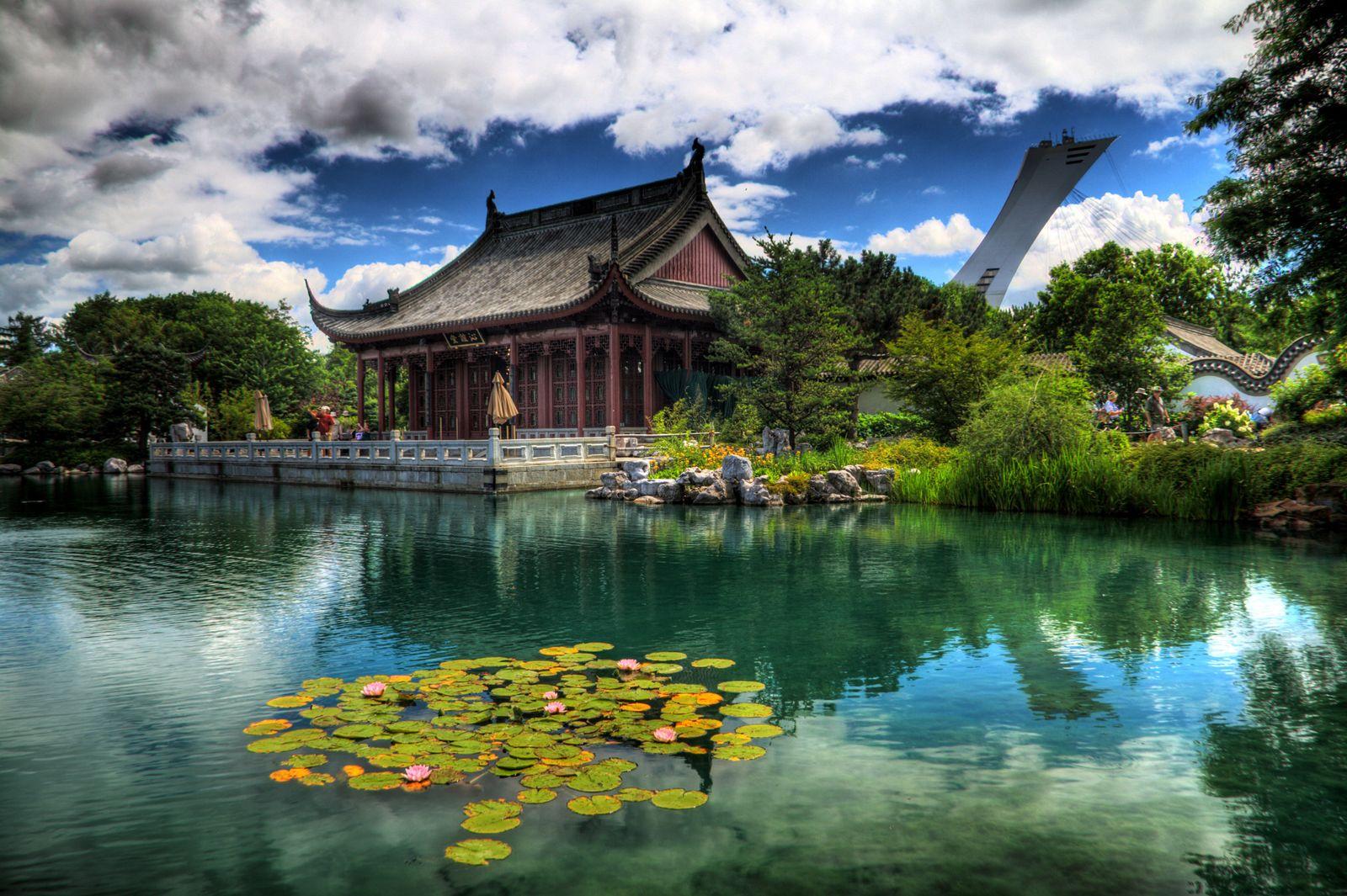 Montreal Botanischer Garten