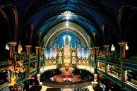 Städtereisen Kanada: Basilique Notre-Dame de Montréal