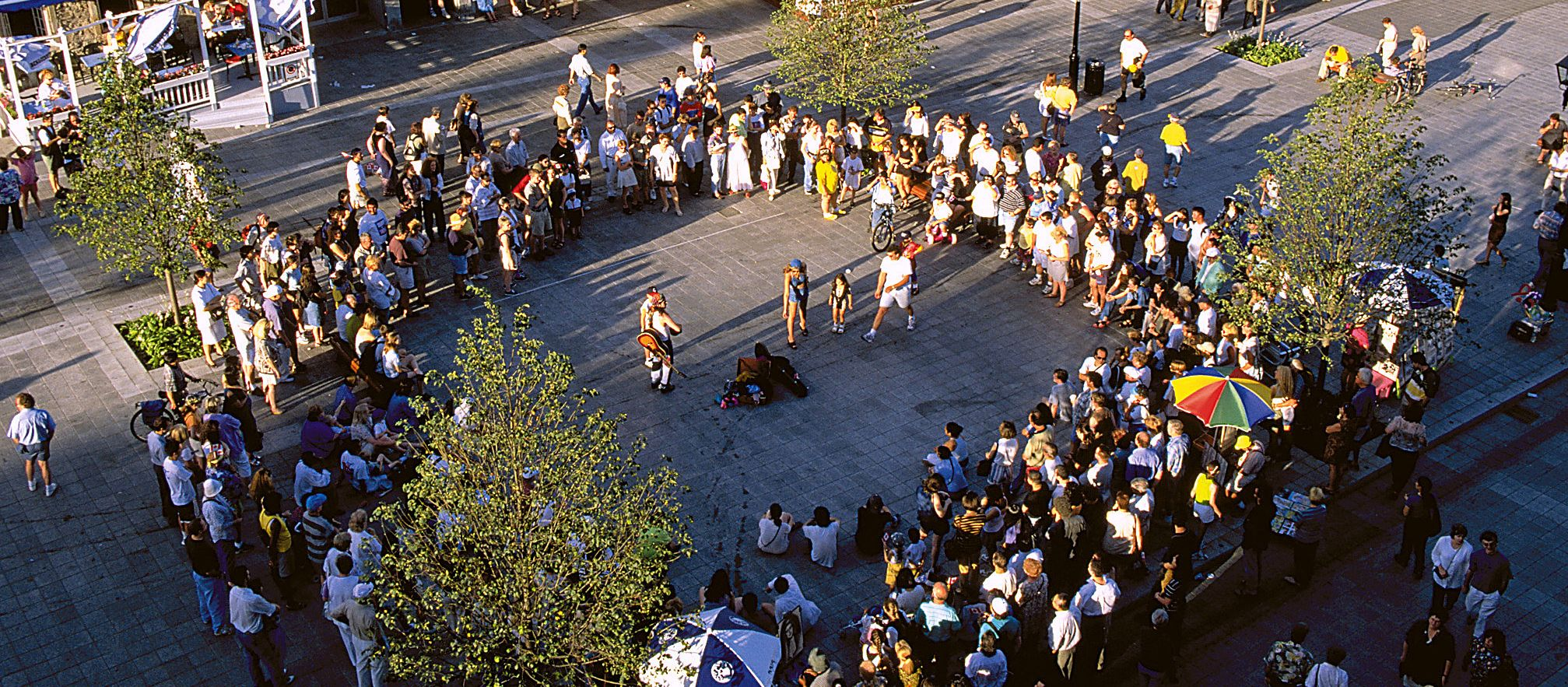 Place Jacques Cartier - einer der Haltepunkte