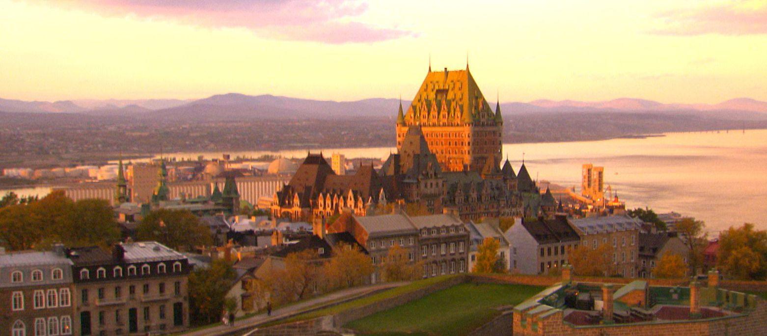 Chateau Frontenac, Québec