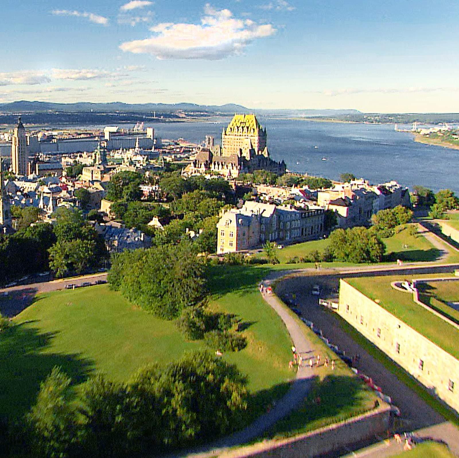 Plaines d'Abraham, Quebec