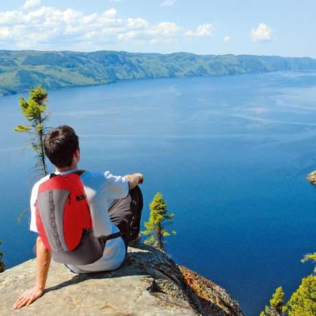 Sagenhafter Riviere Saguenay