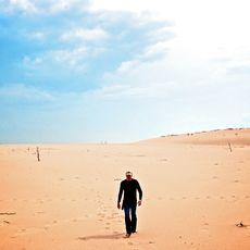 Wanderung in den Sandduenen