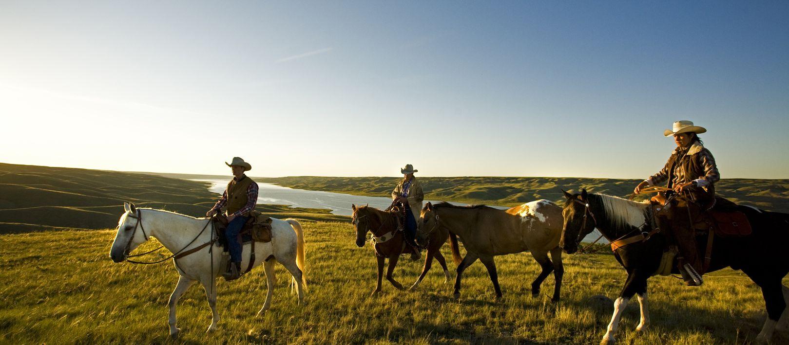 La Reata Ranch - Cowboys
