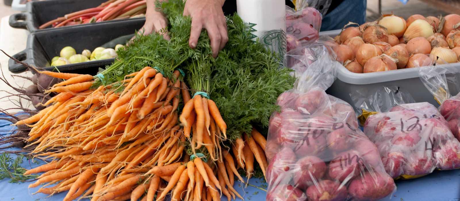 Seaport Farmers' Market in Halifax