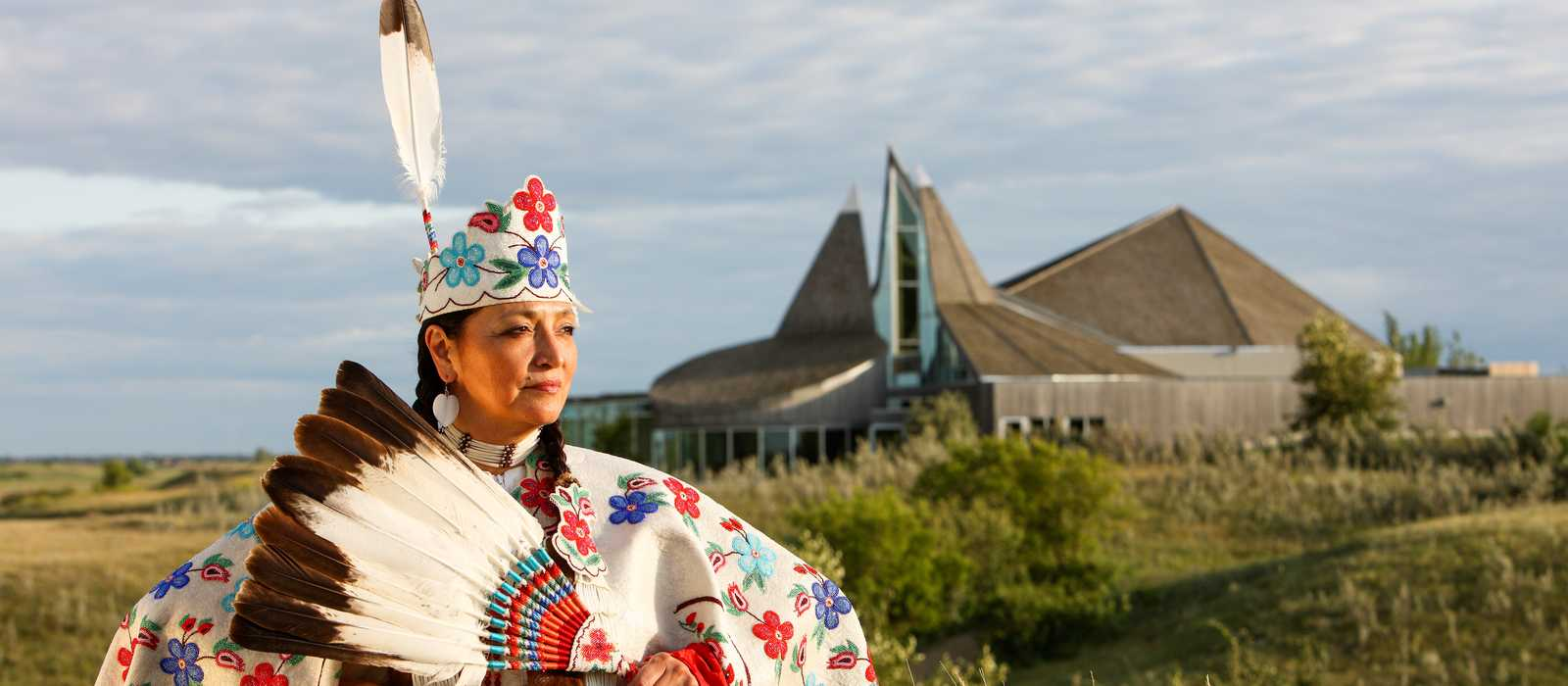 Wanuskewin Heritage Park in Saskatoon