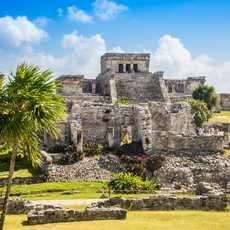 Maya Ruinen, Riviera Maya