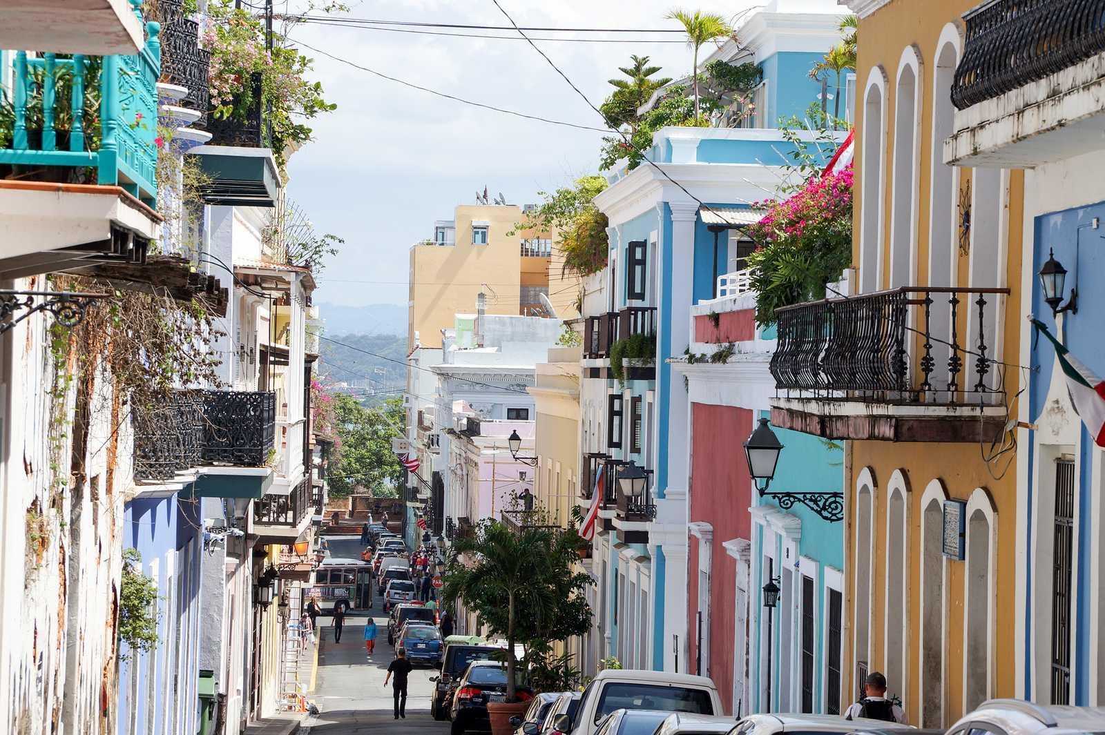 Altstadt San Juan