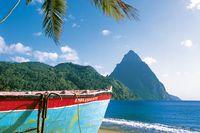 Die Farben der Karibik