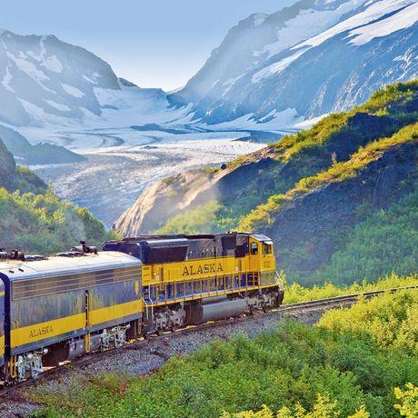 Der Coastal Classic von Anchorage nach Seward