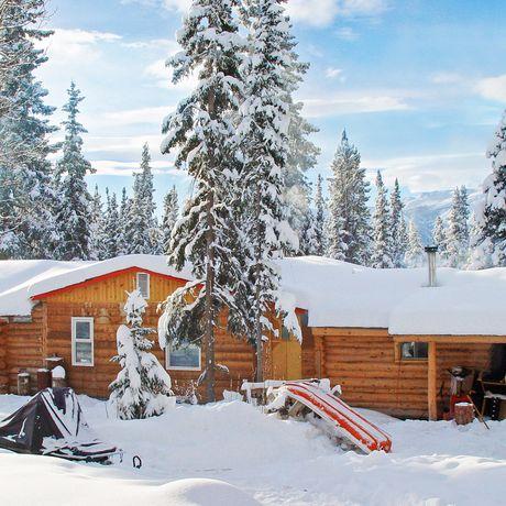 Impression Tagish Wilderness Lodge