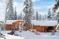 Winter-Abenteuer im Yukon