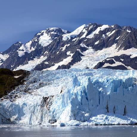 Gletscher im Prince Williams Sound