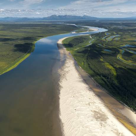 Kobuk Valley National Park: Flusslandschaften