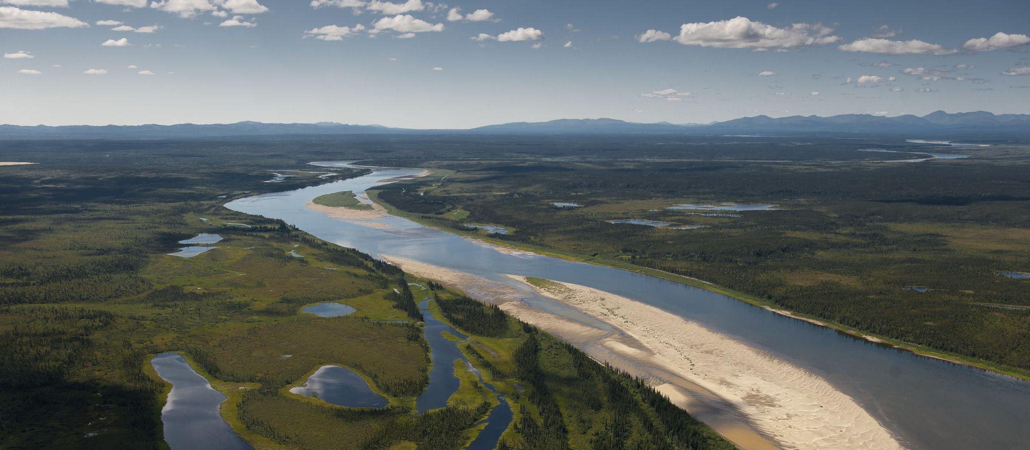 Kobuk Valley National Park: Flusslandschaften
