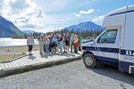 Busreisen Yukon & Alaska