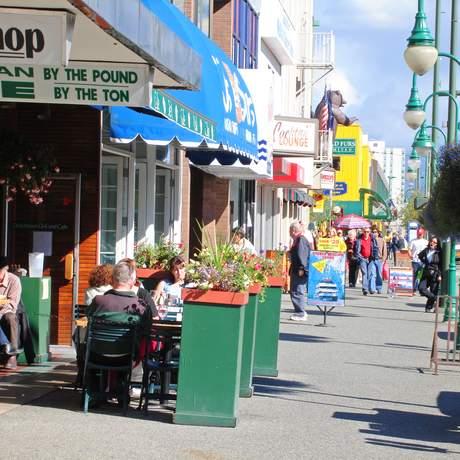 Anchorage Innenstadt
