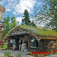 Visitor Information Center in Anchorage