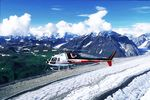 Flightseeing zum Mt. McKinley