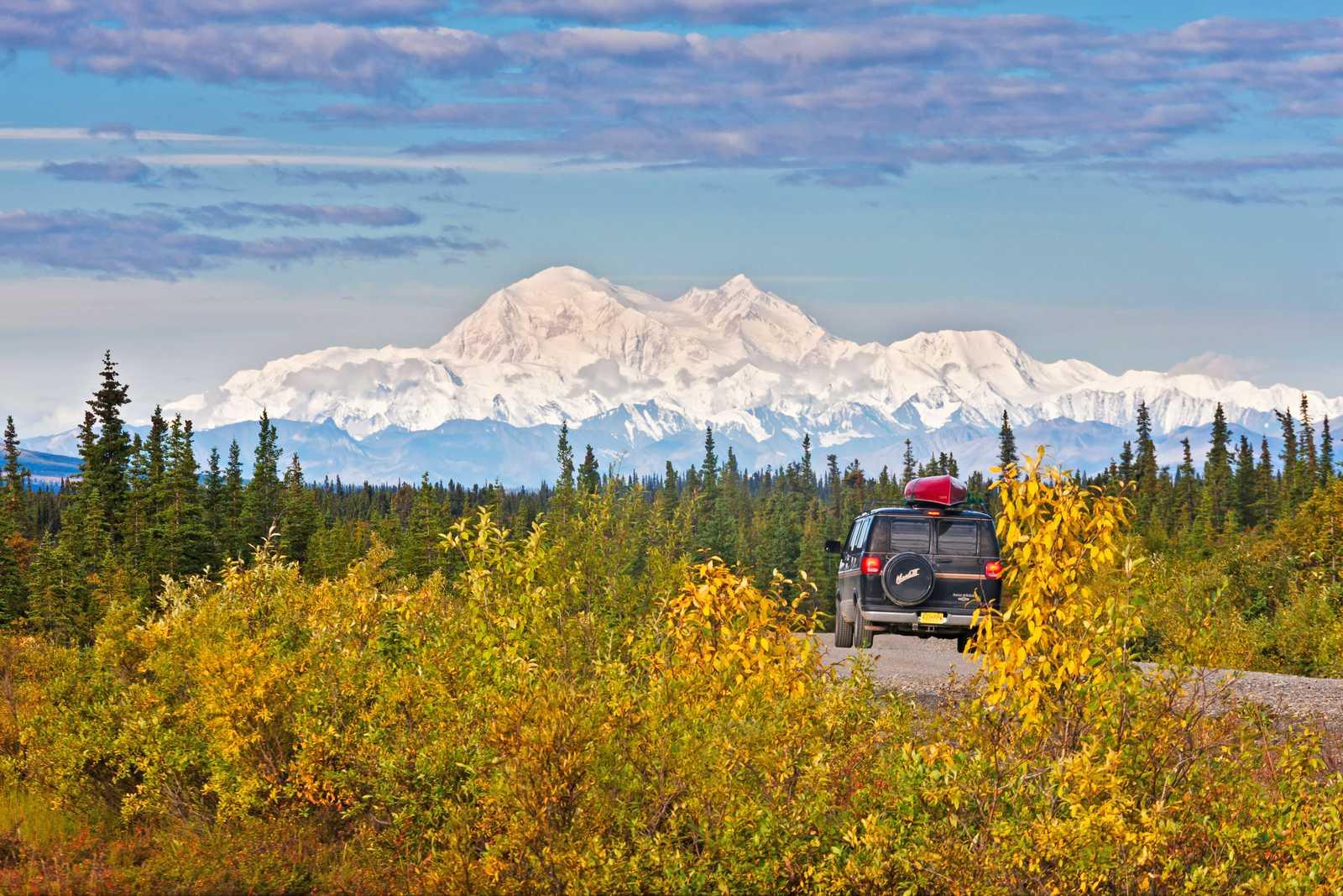 Mount McKinley, Denali Natiional Park